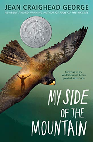 My Side of the Mountain - Book for Boys