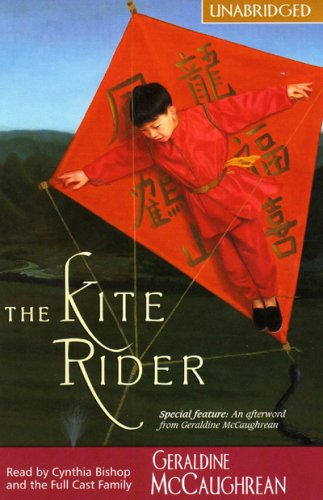 The Kite Rider - Book for Boys