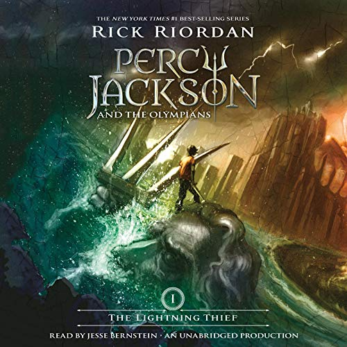 The Lightning Thief: Percy Jackson and the Olympians, Book 1 Audible Audiobook – Unabridged