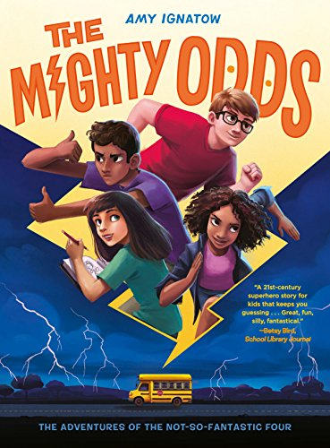 The Mighty Odds (The Odds Series #1) Kindle Edition