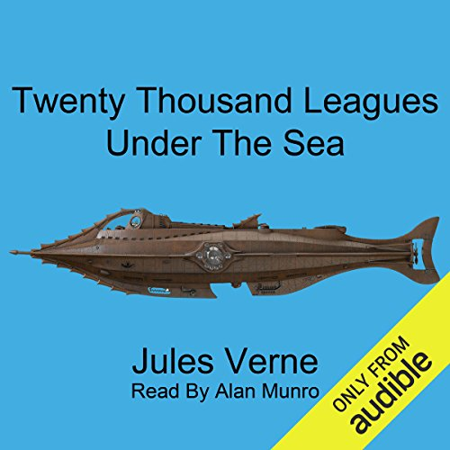 Twenty Thousand Leagues Under the Sea - Book for Boys