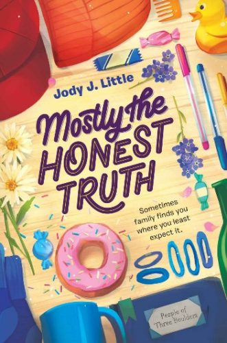 Mostly the Honest Truth Kindle Edition