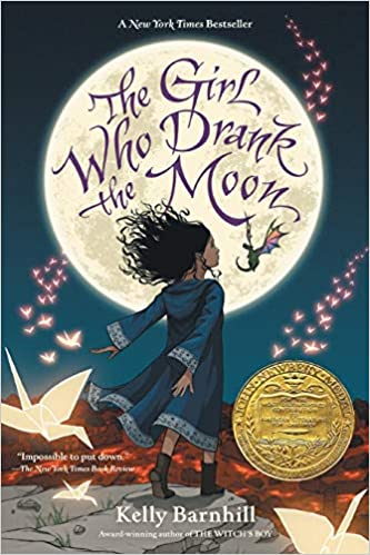 The Girl Who Drank the Moon (Winner of the 2017 Newbery Medal) Paperback – April 30, 2019