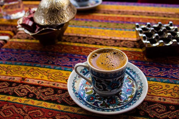 How To Make Authentic Turkish Coffee