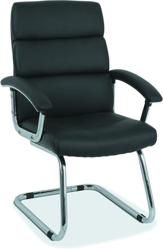 HON Traction Modern Reception office chairs with no wheels