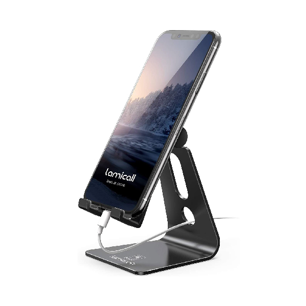 Lamicall iPhone Adjustable Phone Stand - Apple docking station