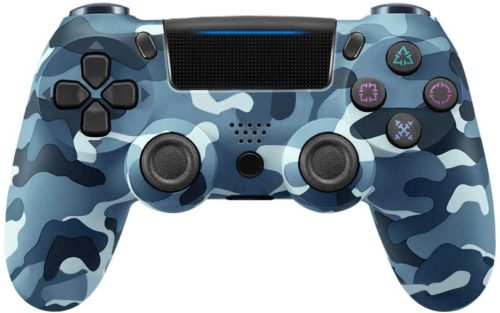 Wireless Controller for PS4 Playstation 4 Dual Shock 4-Mini-Blue - PS4 Move Controllers
