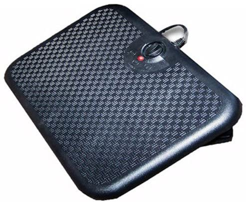 Cozy Products TT Toasty Toes Ergonomic| Heated Foot Pad