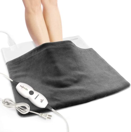 DONECO King Size Heating Pad  Heated Foot Pad