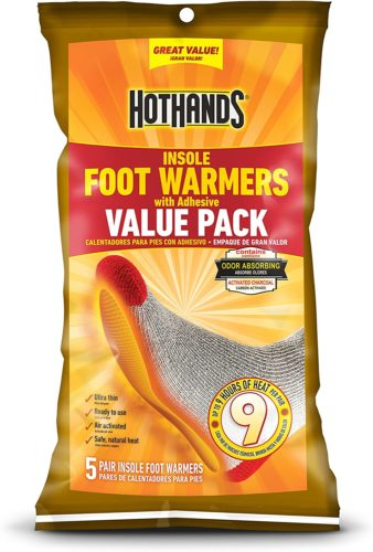 HotHands Insole Foot Warmers| Heated Foot Pad